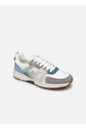 Faguo Damen Sneakers - Runnings Willow Syn Wov Suede W by