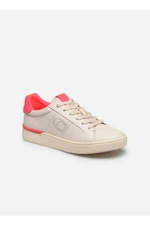 Coach Adb Leather Low Top by