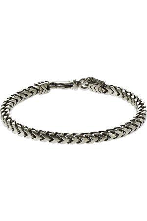 EMANUELE BICOCCHI Herren Armbänder - Armband Mit Kantiger Kette