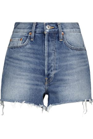 RE/DONE Jeansshorts 70s