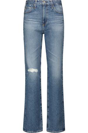 AG Jeans Straight Jeans Alexxis Vintage