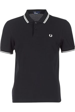 Fred Perry Poloshirt SLIM FIT TWIN TIPPED herren