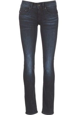 G-Star Straight Leg Jeans MIDGE SADDLE MID STRAIGHT damen
