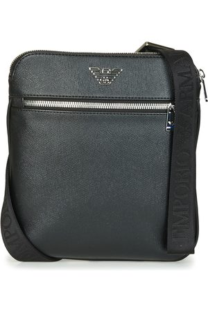 Emporio Armani Handtaschen BUSINESS FLAT MESSENGER BAG herren