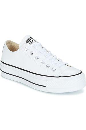 Converse Damen Sneakers - Sneaker CHUCK TAYLOR ALL STAR LIFT CLEAN OX LEATHER damen