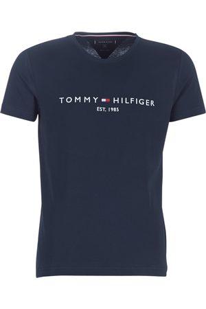Tommy Hilfiger Herren Kurze Ärmel - T-Shirt TOMMY FLAG HILFIGER TEE herren