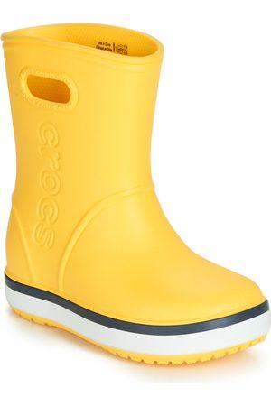 Crocs Mädchen Gummistiefel - Gummistiefel für Kinder CROCBAND RAIN BOOT K madchen