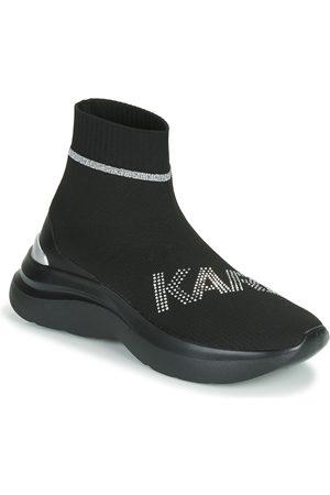 Karl Lagerfeld Damen Sneakers - Turnschuhe SKYLINE KARL RHINESTONE PULL ON BT damen