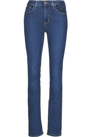 Levi's Damen Straight - Straight Leg Jeans 724 HIGH RISE STRAIGHT damen