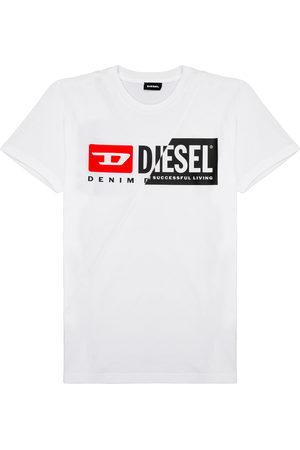 Diesel T-Shirt für Kinder TDIEGOCUTY madchen