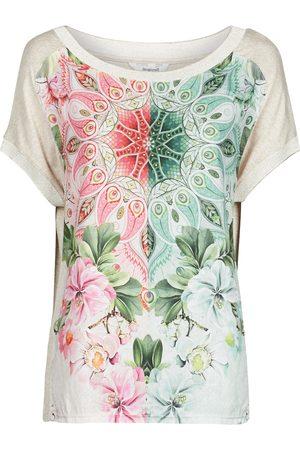 Desigual Damen Freizeitkleider - T-Shirt COPENHAGUE damen
