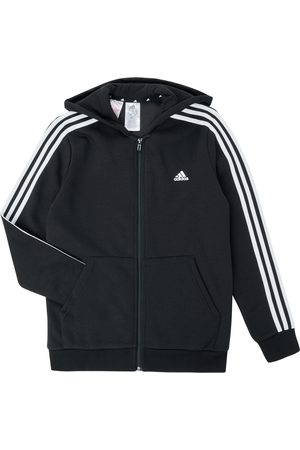 adidas Kinder-Sweatshirt B 3S FZ HD jungen