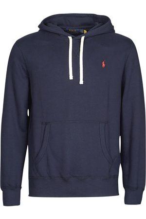 Polo Ralph Lauren Herren Sweatshirts - Sweatshirt SWEAT A CAPUCHE MOLTONE EN COTON LOGO PONY PLAYER herren