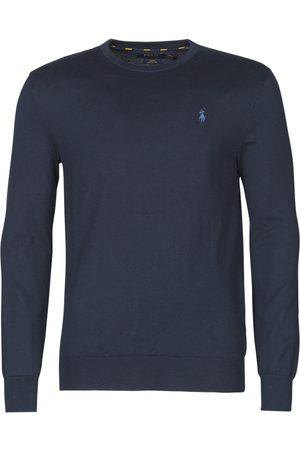 Polo Ralph Lauren Herren Pullover - Pullover PULL COL ROND AJUSTE EN COTON PIMA LOGO PONY PLAYER herren