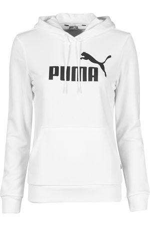 PUMA Sweatshirt ESS LOGO HOODY TR damen