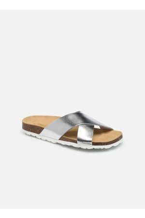 ONLY ONLMADISON CROSS LEATHER SLIP ON by