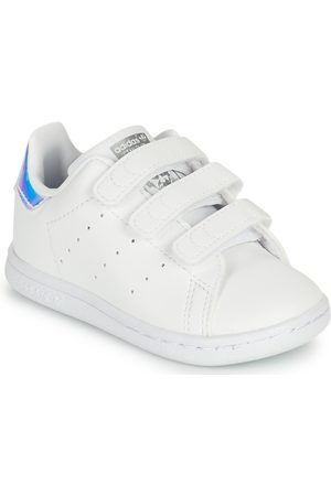 adidas Mädchen Sneakers - Kinderschuhe STAN SMITH CF I SUSTAINABLE madchen