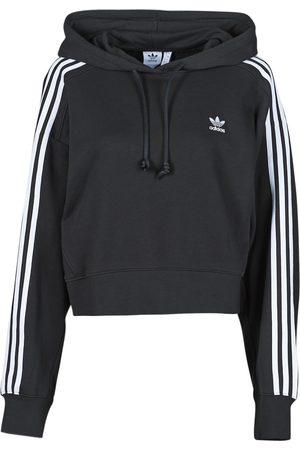 adidas Sweatshirt SHORT HOODIE damen