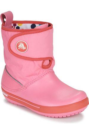 Crocs Jungen Snowboots - Moonboots CROCBAND ll.5 GUST BOOT KIDS PLEM PPY jungen