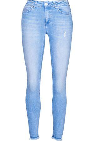Only Damen Slim - Slim Fit Jeans ONLBLUSH damen