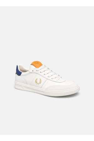 Fred Perry B400 Leather/Suede by