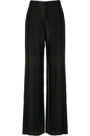 Emporio Armani Damen Weite Hosen - Wide-leg trousers