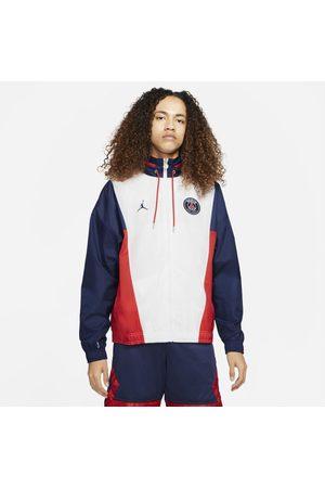 Nike Herren Sweatjacken - Paris Saint-Germain Nylon-Kapuzenjacke für Herren
