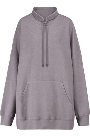 alo Damen Sweatshirts - Sweatshirt Tranquil aus Fleece