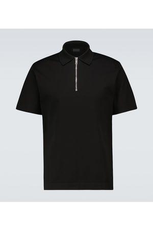 Givenchy Herren Poloshirts - Poloshirt aus Baumwolle