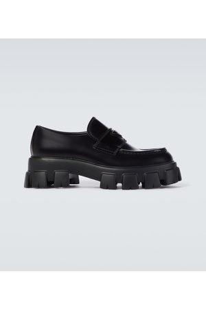 Prada Loafers aus Leder