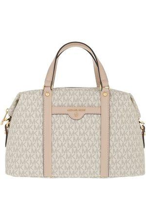 Michael Kors Damen Handtaschen - Satchel Bags Beck Medium Satchel - in pink - Henkeltasche für Damen