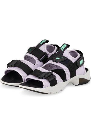 Nike Sandalen Canyon violett