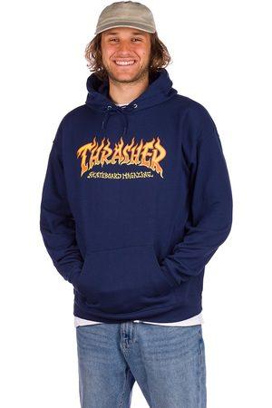 Thrasher Herren Sweatshirts - Fire Logo Hoodie