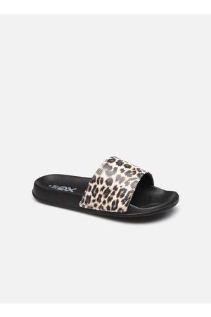 I Love Shoes Claquettes Léopard Femme by