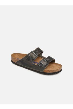 Birkenstock Arizona Cuir Soft Footbed M by