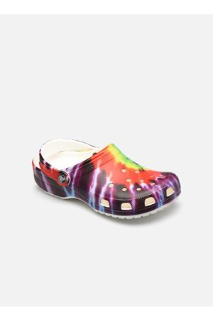Crocs Classic Tie Dye Graphic Clog W by