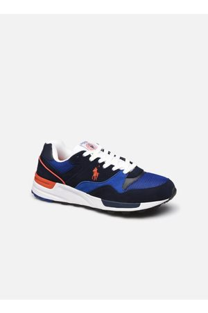 Polo Ralph Lauren TRACKSTER PONY MESH SUEDE NUBUCK by