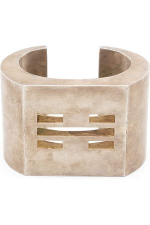 PARTS OF FOUR Crescent cut-out bracelet