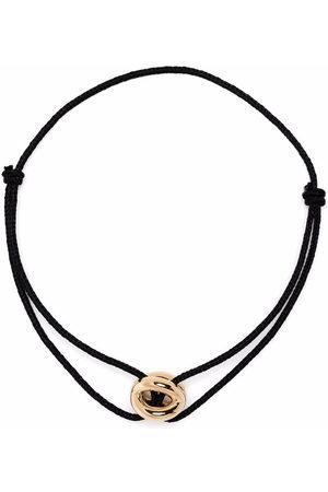 Le Gramme 18kt yellow 3g Entrelacs cord bracelet