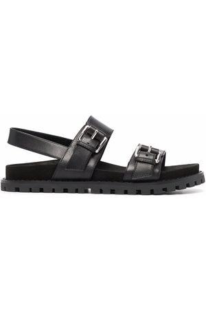 Michael Kors Damen Sandalen - Judd double-buckle sandals