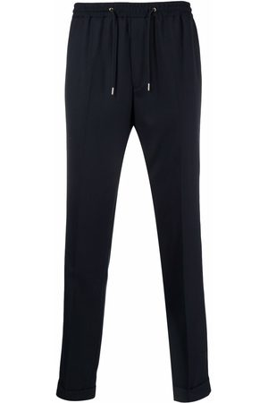 Paul Smith Drawstring tapered leg trousers