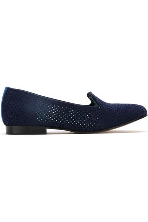 Blue Bird Damen Halbschuhe - Suede loafers