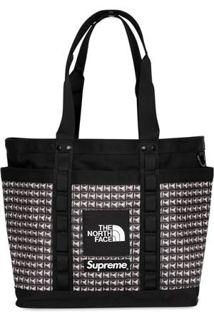 Supreme X The North Face studded Explore Utility tote bag