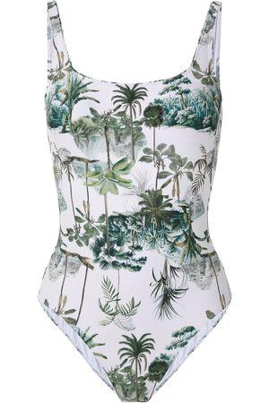 Lygia & Nanny Hapuna printed swimsuit