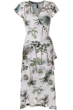 Lygia & Nanny Damen Freizeitkleider - Falcão printed jersey dress