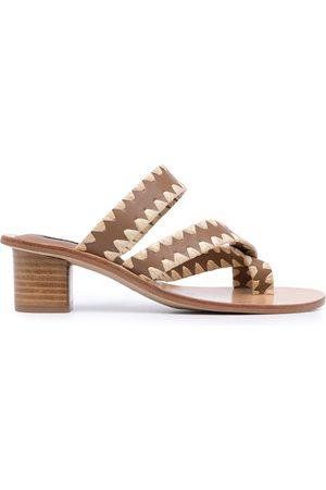 SENSO Lola II leather sandals