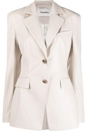 Nanushka Damen Blazer & Sakkos - Hathi single-breasted blazer