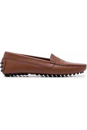 Scarosso Ashely leather loafers