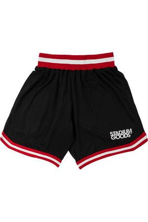 Stadium Goods Kurze Hosen - Elasticated mesh shorts