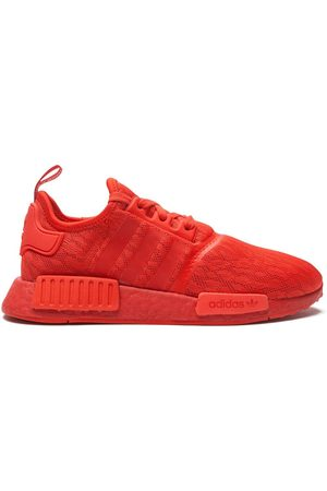 """adidas NMD_R1 """"Lush Red"""" low-top sneakers"""